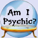 Are you psychic test