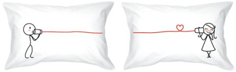 Romantic Pillowcases