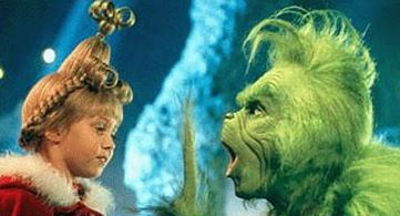 Cindy Who and the Grinch Welcome Christmas Song