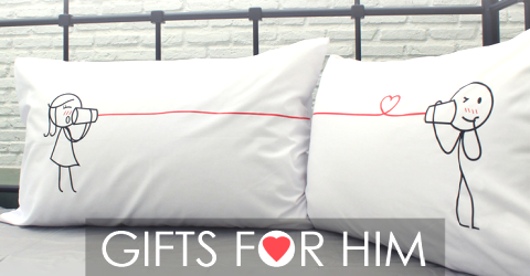 Gifts for Him, Cute Romantic Man Christmas Gift Ideas