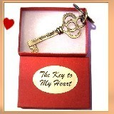 Key to My Heart - Keychain
