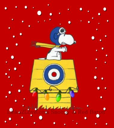 red baron snoopy song lyrics