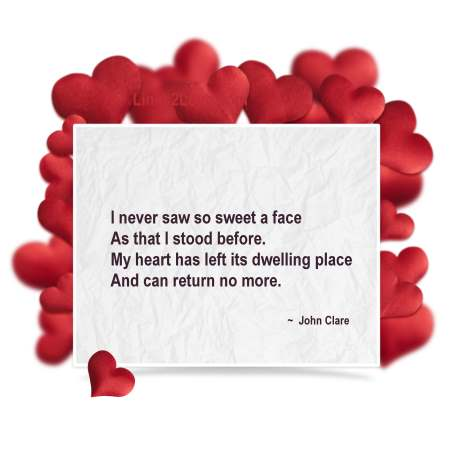 poemm first love romantic love poems first love john clare