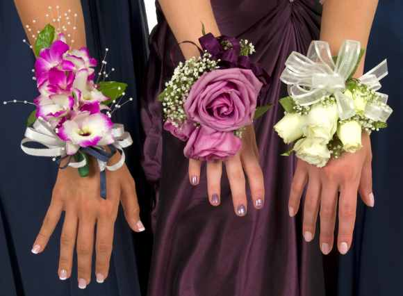 wedding corsages wedding photos of colorful corsage designs, Beautiful flower