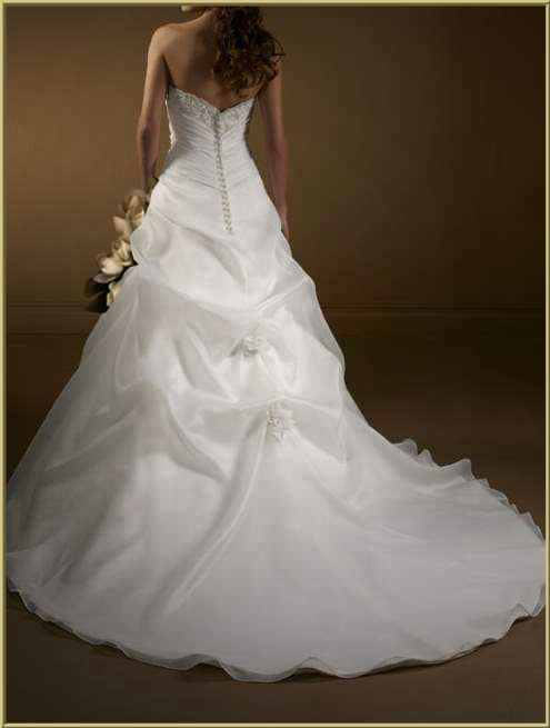 Wedding Dresses glass cloth