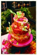 Fabulous original wedding cakes!